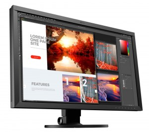 Monitor Eizo ColorEdge CS2740-BK + ColorNavigator
