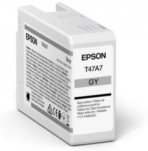 Tusz Epson Gray T47A7 - GY